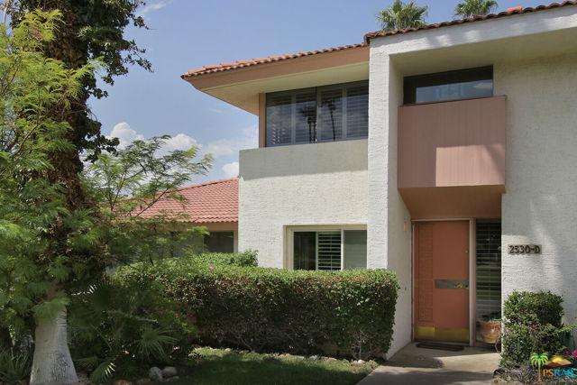 2530 N Whitewater Club Drive, Palm Springs, CA 92262