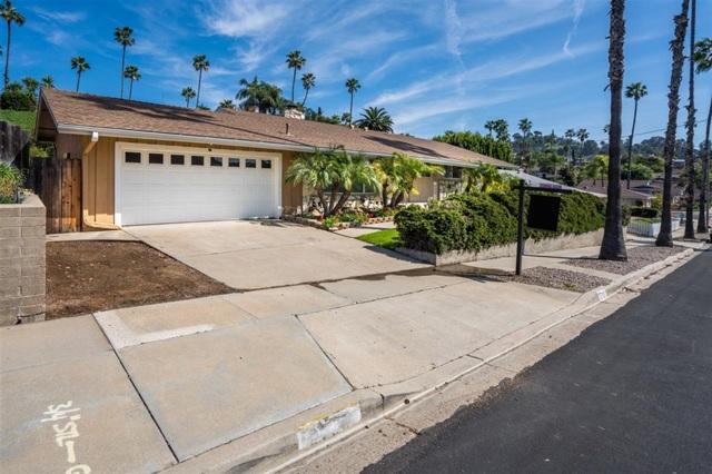 5705 URBAN dR., La Mesa, CA 91942