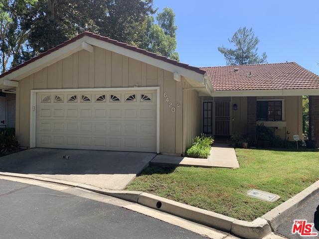 6420 WINONA Court, Oak Park, CA 91377