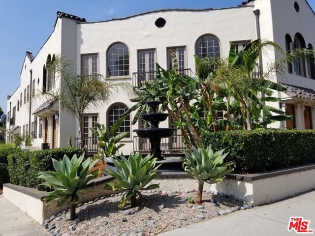 Trophy 7 units property located in one of the most desirable parts of Hollywood and rental market. The subject property is a two-story building, offering over 9600 rentable SF and is situated on a 10,728 SF corner lot. Very attractive unit mix with 1 (Three beds), 4 (two beds), 1 (One bed) and 1 studio. All units are very spacious, some 2 stories, have private entrance and patio/balconies. Four units have been remodeled to the studs with brand new flooring throughout, new central A/C, plumbing, electrical, beautiful decorative fireplace, high ceilings, marble counter tops, washer dryer in suite,  stainless steel stove, fridge, wine cooler, dishwasher, microwave, custom tiles and designer paint throughout. The roof and landscaping are brand new. Garage redone inside with new doors. 2 tenants are still paying low rent and big upside available on those units to get over 5 Cap. This is perfect investment for owner/user, 1031 buyer, or someone looking to add unique asset in his portfolio.