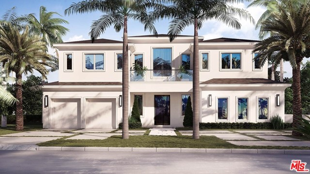 HIGHLY DESIRABLE OPPORTUNITY TO BUILD IN 90210 ON ONE OF THE MOST SOUGHT AFTER STREETS IN THE FLATS OF BEVERLY HILLS. JUST SECONDS AWAY FROM RODEO DR., THIS 14,000 SQFT LOT PRESENTS AN EXCEPTIONAL OPPORTUNITY TO BUILD YOUR DREAM HOME IN THE WORLD'S MOST EXCLUSIVE NEIGHBORHOOD. PHOTO IS ONLY A PROPOSED ARCHITECTURAL RENDERING.