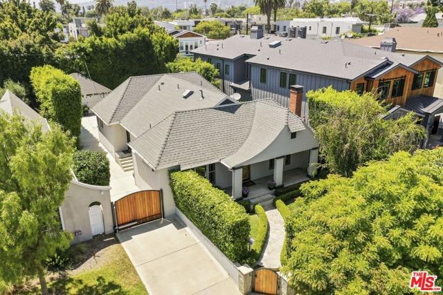 827 N Sierra Bonita Avenue, Los Angeles, CA 90046