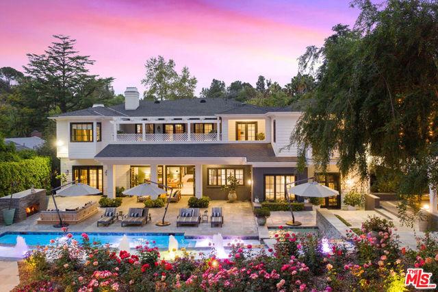 16133 High Valley Place, Encino, CA 91436