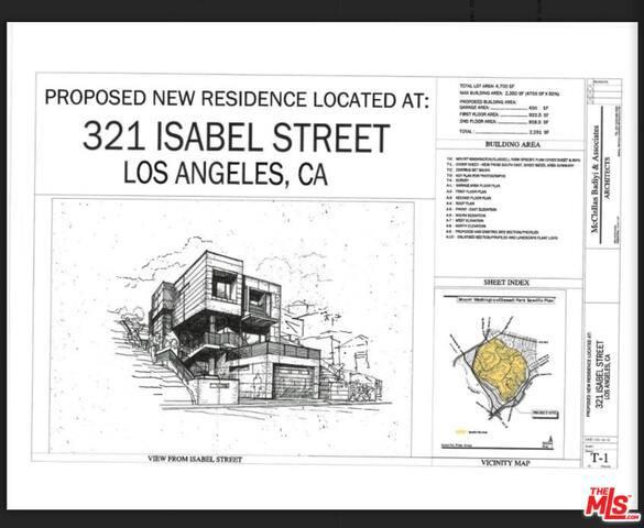 321 Isabel Street, Mount Washington, CA 90065
