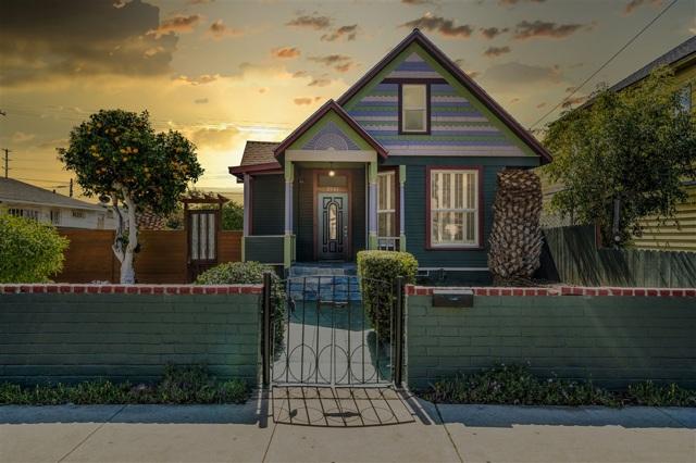 2961 Logan, San Diego, CA 92113