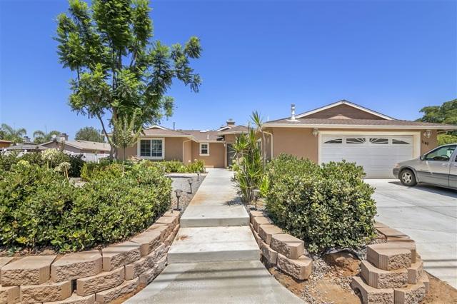 1140 Naranca Ave, El Cajon, CA 92021