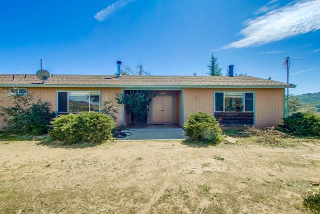 23854 SUNDANCE VIEW LANE, Descanso, CA 91916