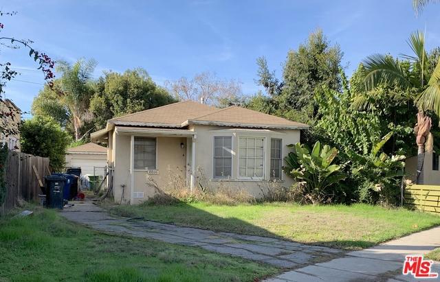 8800 CATTARAUGUS Avenue, Los Angeles, CA 90034