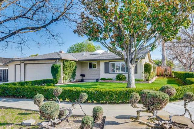 1258 Weathersfield Way, San Jose, CA 95118