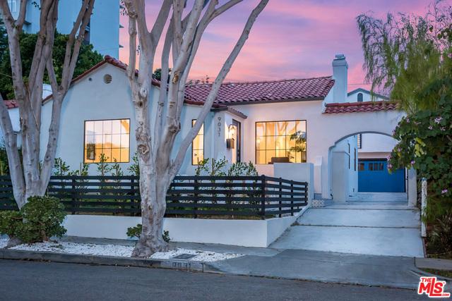 9031 ELEVADO Street, West Hollywood, CA 90069