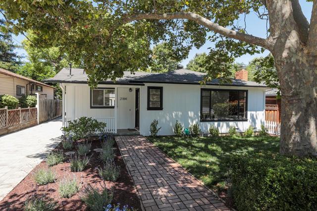 2184 Manzanita Avenue, Menlo Park, CA 94025
