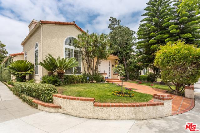 227 S HAMEL Drive, Beverly Hills, CA 90211