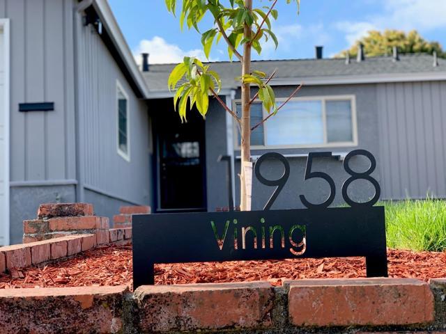 1958 Vining Drive, San Leandro, CA 94579
