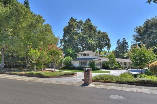 26724 Palo Hills Drive, Los Altos Hills, CA 94022