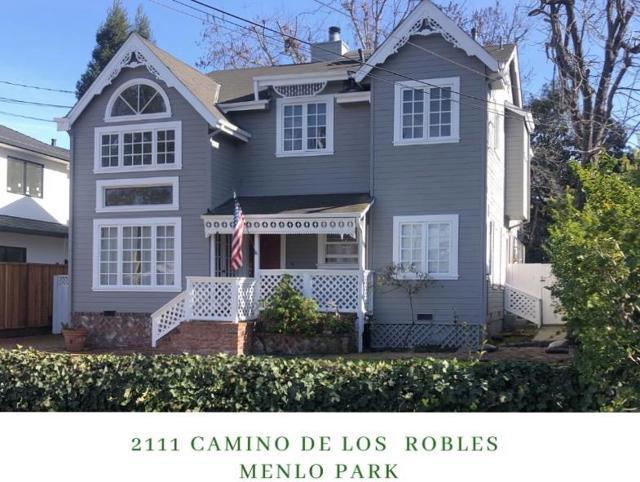 2111 Camino De Los Robles, Menlo Park, CA 94025