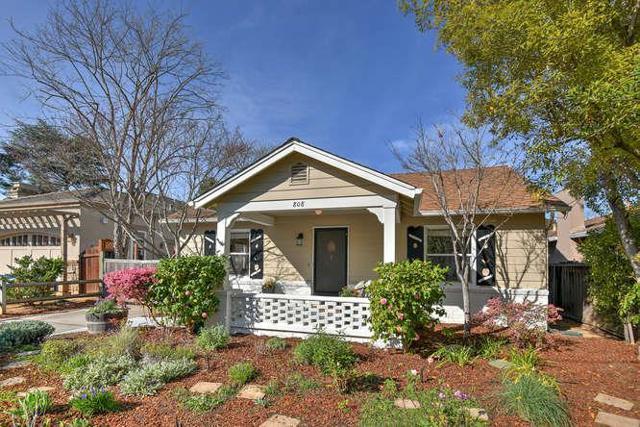 808 Carmel Avenue, Los Altos, CA 94022