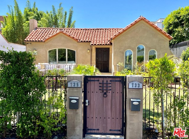 733 S Citrus Avenue Los Angeles, CA 90036