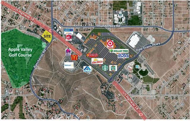 0 Rancherias Road, Apple Valley, CA 92307
