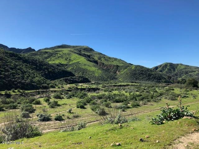 0 Holser Canyon, Piru, CA 93040
