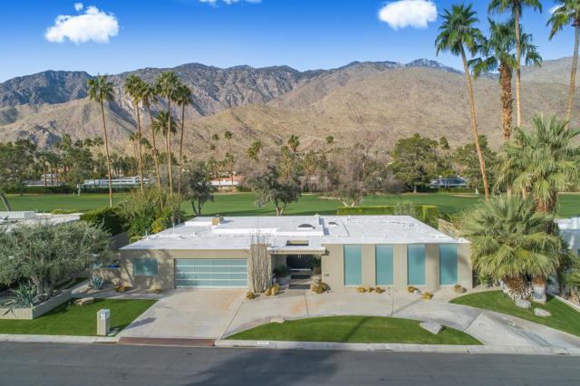 2399 Alhambra Drive, Palm Springs, CA 92264