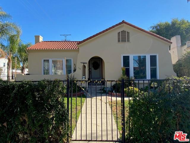 758 N CHEROKEE Avenue, Los Angeles, CA 90038