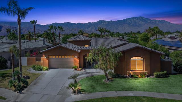 5 King Edward Court, Rancho Mirage, CA 92270