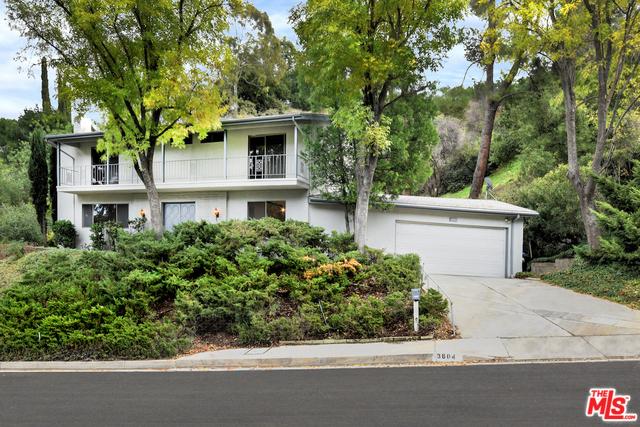 3804 BALLINA CANYON Road, Encino, CA 91436
