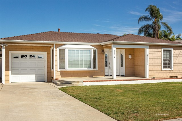 733 Del Mar, Chula Vista, CA 91910