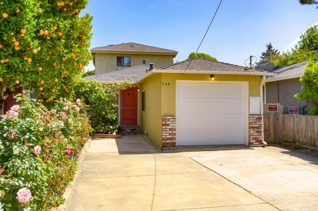 746 Sixth Avenue, Redwood City, CA 94063