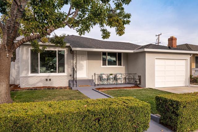 3601 Branson Drive, San Mateo, CA 94403