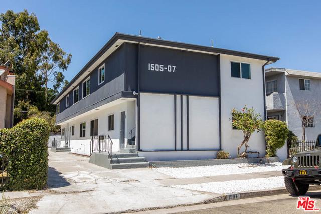 1505 S COCHRAN Avenue, Los Angeles, CA 90019