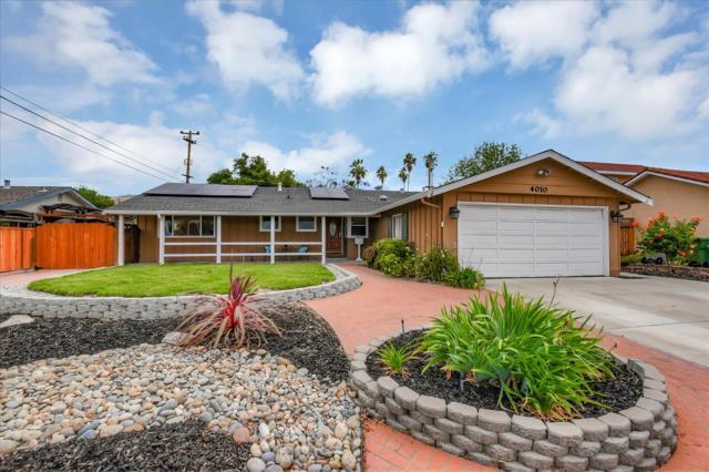 4010 Timberline Drive, San Jose, CA 95121