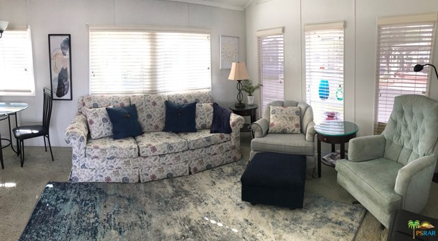 Living Area for entertaining guest