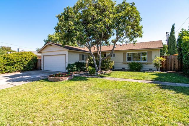 3898 Rincon Avenue, Campbell, CA 95008