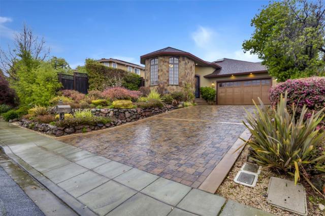 250 Oakview Drive, San Carlos, CA 94070