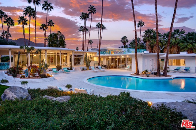 511 W Chino Canyon Road, Palm Springs, CA 92262