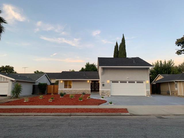 6984 Polvadero Drive, San Jose, CA 95119