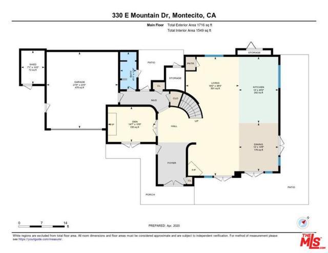 330 E Mountain Dr, Santa Barbara, CA 93108 Photo 44