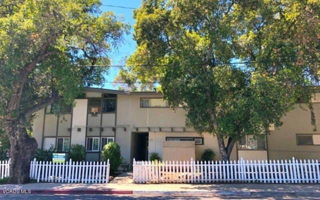 This 16-unit garden-style complex, located in the laid-back town of Ojai, is nestled in a prime location just two blocks from the mainthoroughfare and one block from Matilija St., putting it right in the center of town. This well maintained building comprises 1- and2-bedroom units, plus a studio.