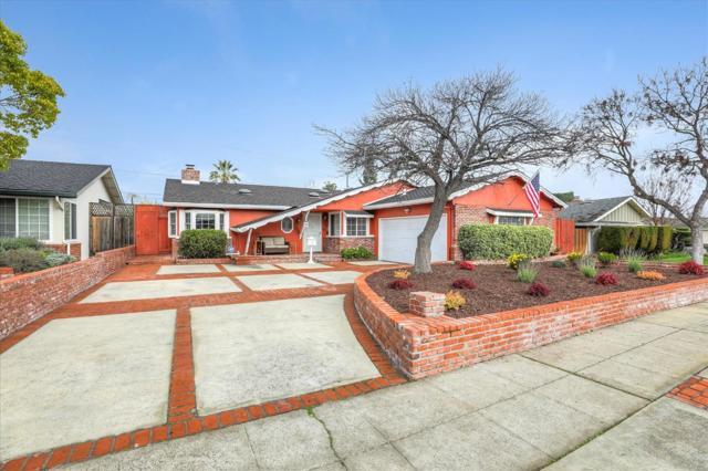 1673 Forman Avenue, San Jose, CA 95124