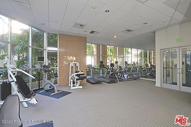 1707 Fitness Center