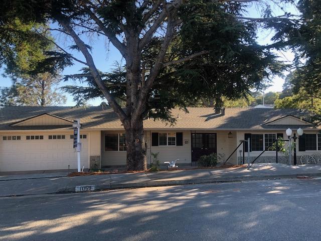 1059 Tahoe Drive, Belmont, CA 94002