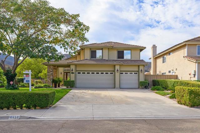 8450 Mesa Terrace Rd, Santee, CA 92071