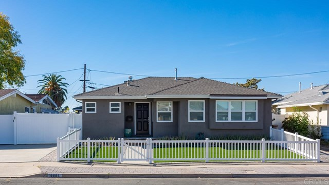 5591 Elgin Ave, San Diego, CA 92120