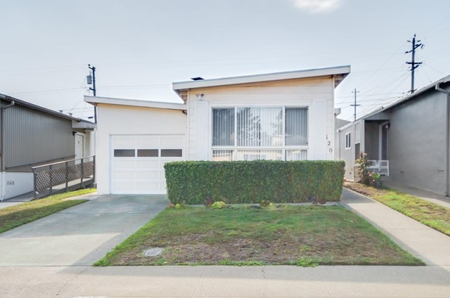 120 Huntington Drive, Daly City, CA 94015