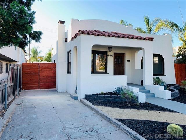 4480 41st St., San Diego, CA 92116