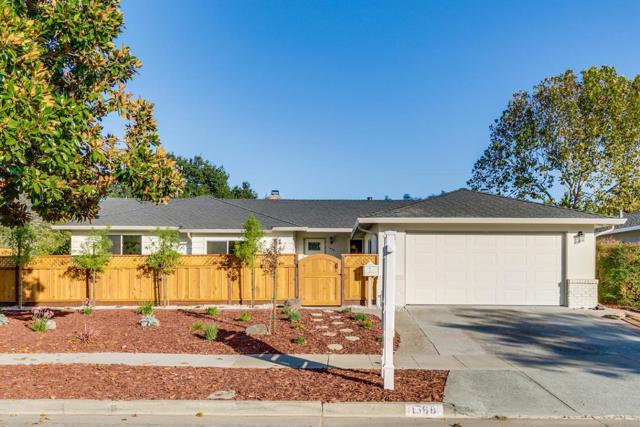 1568 Samedra Street, Sunnyvale, CA 94087