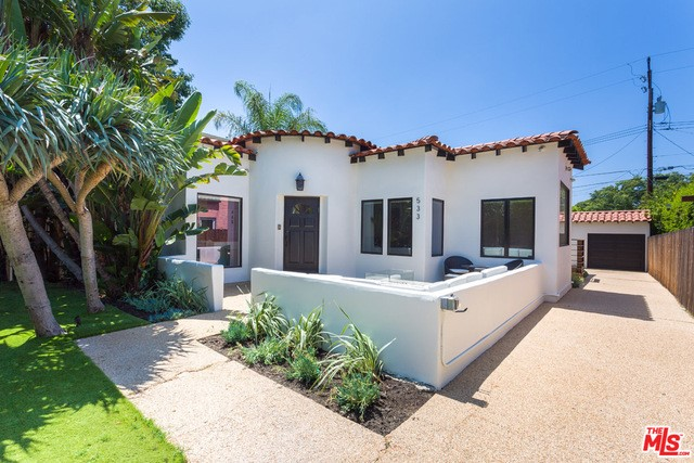 533 N SWEETZER Avenue, West Hollywood, CA 90048