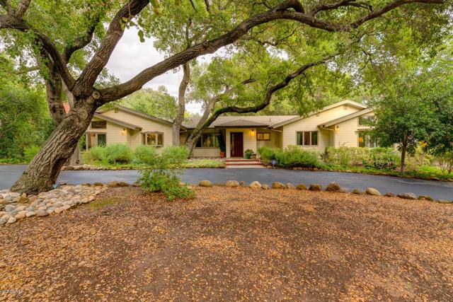 608 Palomar Road, Ojai, CA 93023