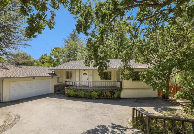 495 Knoll Drive, Los Altos, CA 94024